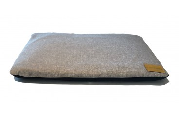 Cama Antimanchas Gris